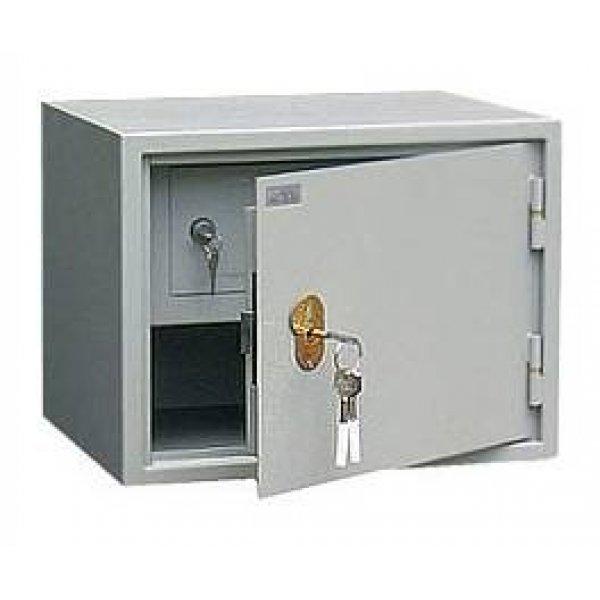 Металлический бухгалтерский шкаф КБ - 02Т / КБС - 02Т
