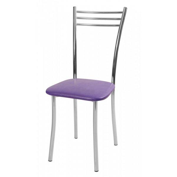 Стул обеденный Трио стандарт 2 (Фиолетовый)