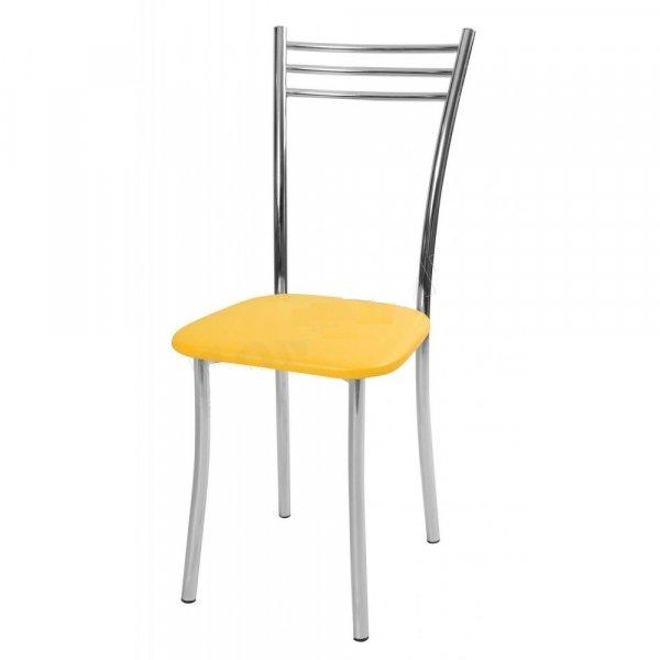 Стул обеденный Трио стандарт 2 (Желтый)