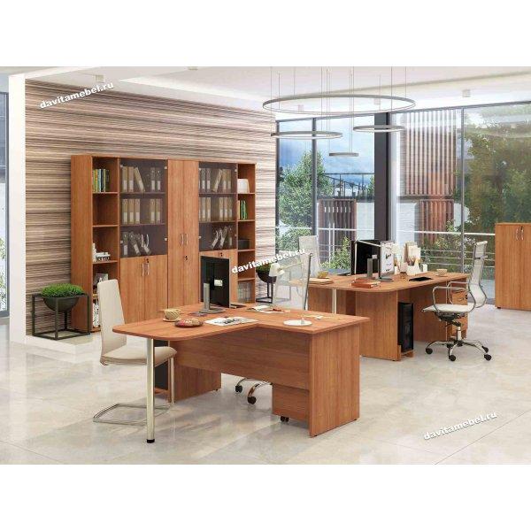 Набор мебели для офиса Альфа 61 9