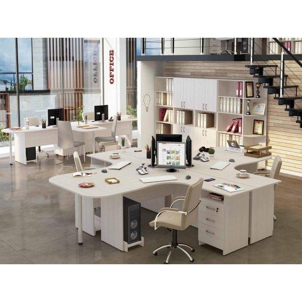 Набор мебели для офиса Рубин 41 202