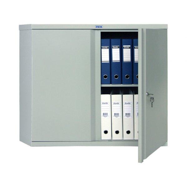 Шкаф металлический офис ПРАКТИК М 08