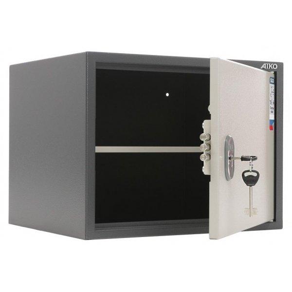 Металлический бухгалтерский шкаф ПРАКТИК SL-32