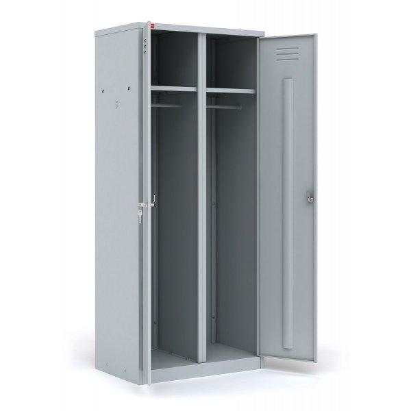 Шкаф металлический для одежды ШРМ - С/500