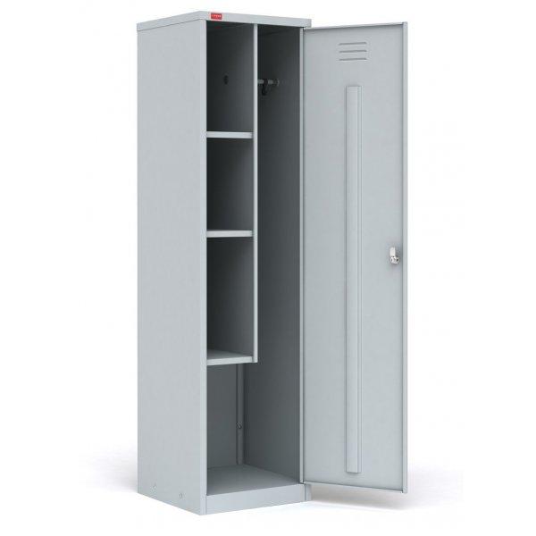 Шкаф металлический для одежды ШРМ АК-У