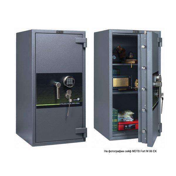 Сейф 3 класс MDTB FORT M 1668 2K (ВхШхГ: 1660x680x510 мм)