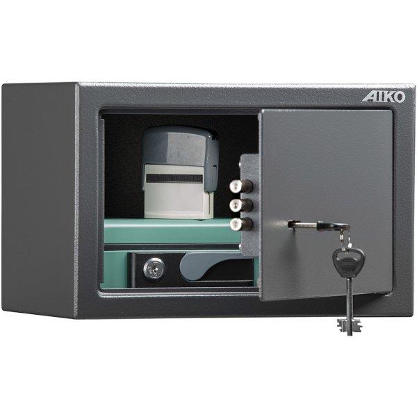 Офисный сейф AIKO T-200 KL