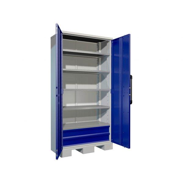 Тяжелый шкаф инструментальный AMH TC-005020