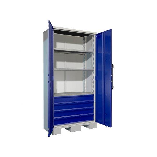 Тяжелый шкаф инструментальный AMH TC-003040