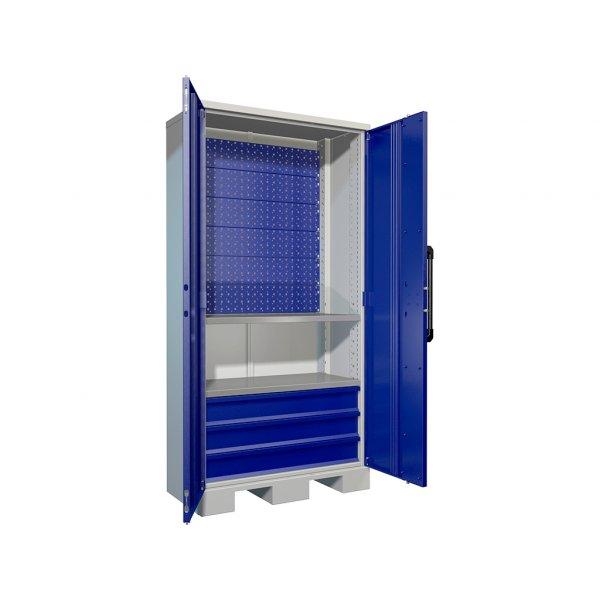 Тяжелый шкаф инструментальный AMH TC-062030
