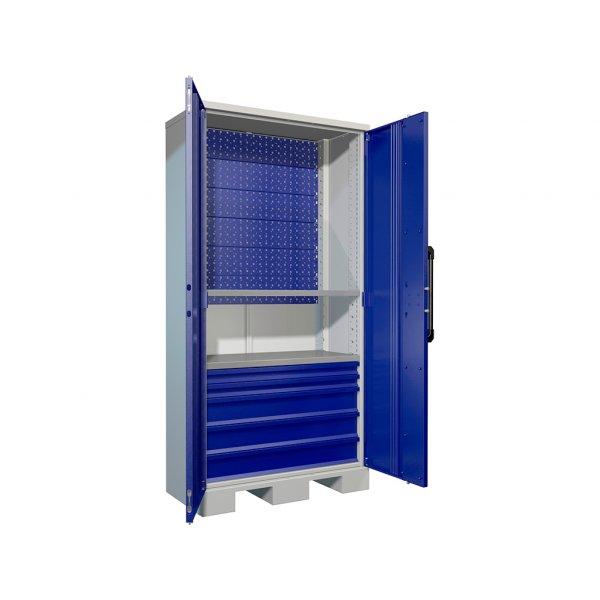Тяжелый шкаф инструментальный AMH TC-062032