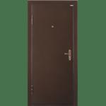 Двери металлические серии Бюджет
