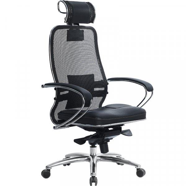 Кресло офисное Samurai SL-2.03 Сетчатая ткань, армированная арамидным волокном Самурай